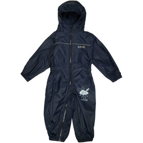 Regatta Puddle IV Overall Kinderen, navy